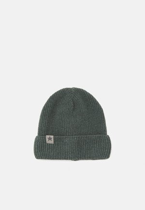 BEANIE RECYCLED PATENT FOLD UP HUT - Berretto - grey