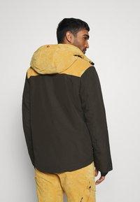 Icepeak - CHARLTON - Ski jacket - dark green - 2