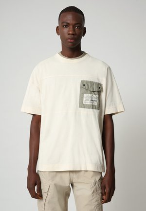 HONOLULU - T-shirt print - new milk