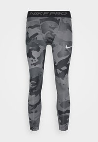 Nike Performance - CAMO - Punčochy - smoke grey/grey fog - 5