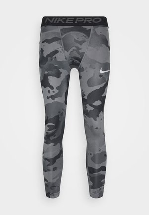 CAMO - Leggings - smoke grey/grey fog