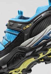 CMP - RIGEL LOW TREKKING SHOES WP - Scarpa da hiking - indigo/marine - 5