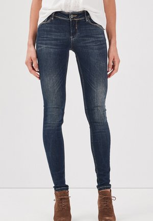 Slim fit jeans - denim brut