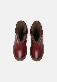 Froddo - LINZ TEX UNISEX - Winter boots - bordeaux - 3