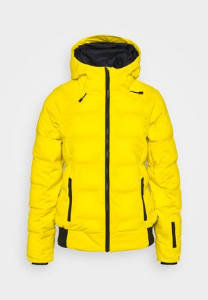 FIRECROWN WOMEN SNOWJACKET - Laskettelutakki - sun