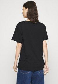 Gina Tricot - ELLEN TEE  - Print T-shirt - black - 2
