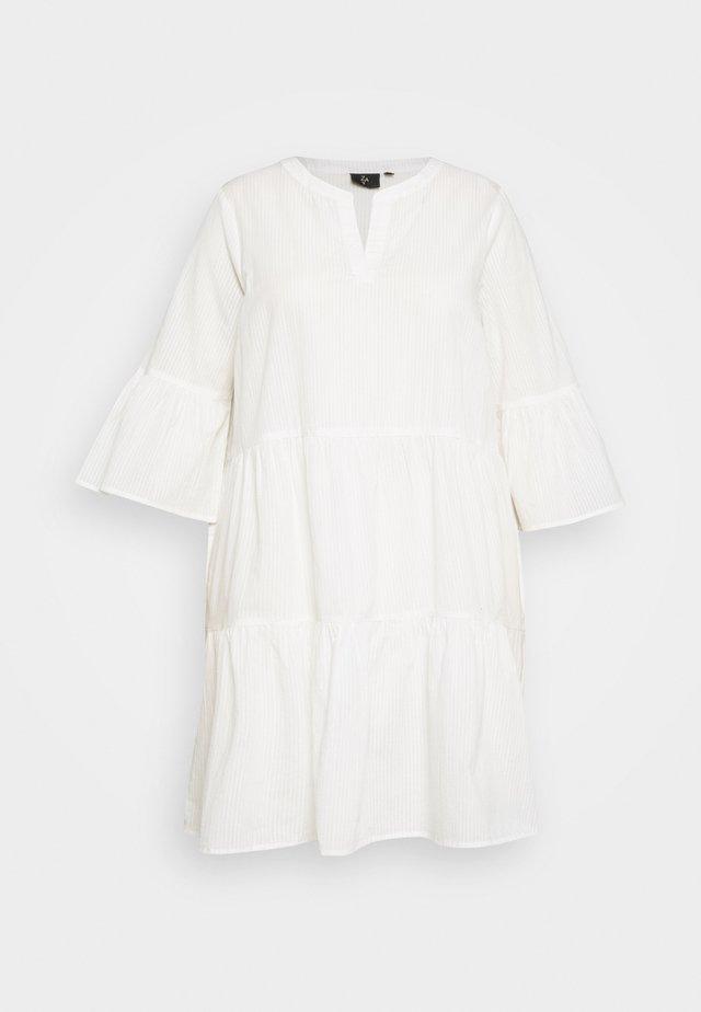 Robe d'été - bright white