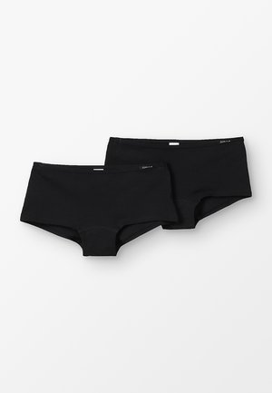 ESSENTIALS GIRLS PANT 2 PACK - Boxerky - black