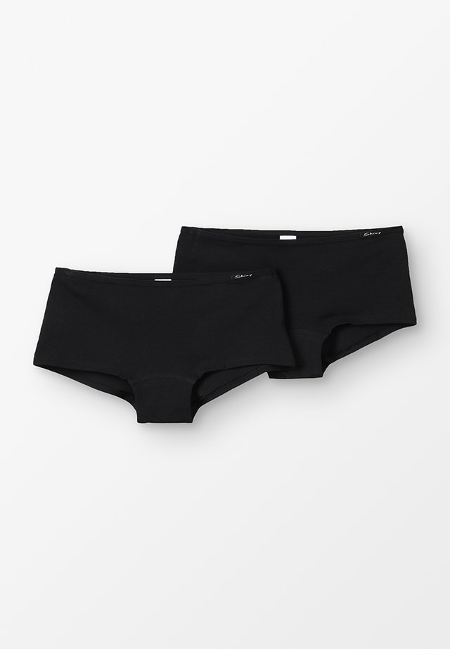 ESSENTIALS GIRLS PANT 2 PACK - Panties - black