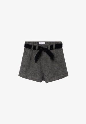 NIZA - Shorts - donkergrijs