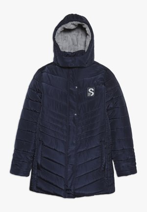 PARKA TEENAGER - Winterjas - navy