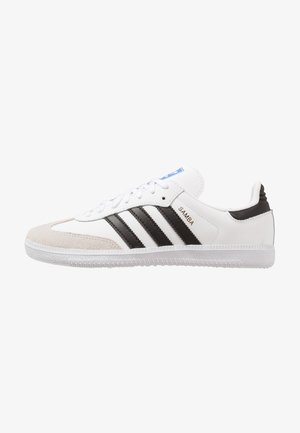 SAMBA OG SHOES - Zapatillas - footwear white/core black/crystal white