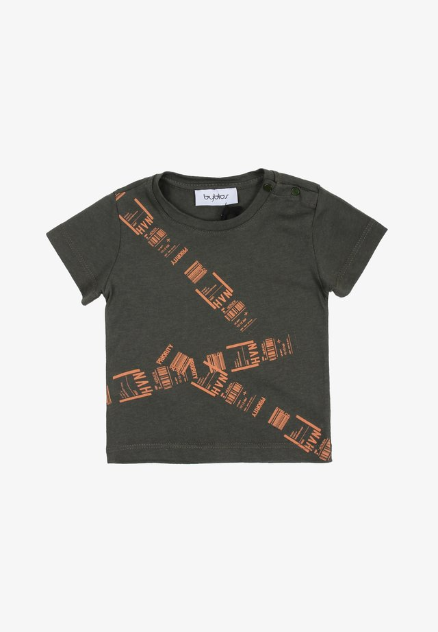 T-shirt print - verdebosco