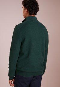 Polo Ralph Lauren - LONG SLEEVE  - Jersey de punto - scotch pine heath - 2