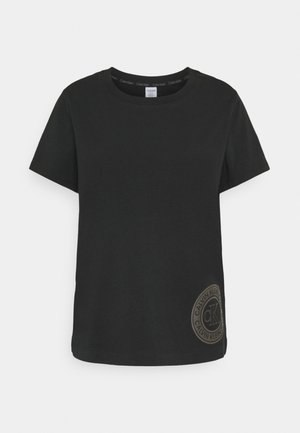 ICONIC LOUNGE CREW NECK - Nattøj trøjer - black