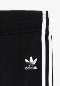 adidas Originals - SUPERSTAR SET - Zip-up hoodie - black/white - 3