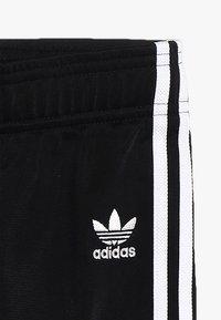 adidas Originals - SUPERSTAR SET - veste en sweat zippée - black/white - 3