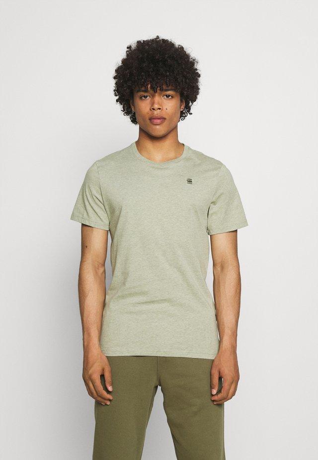 T-shirt basic - grege green