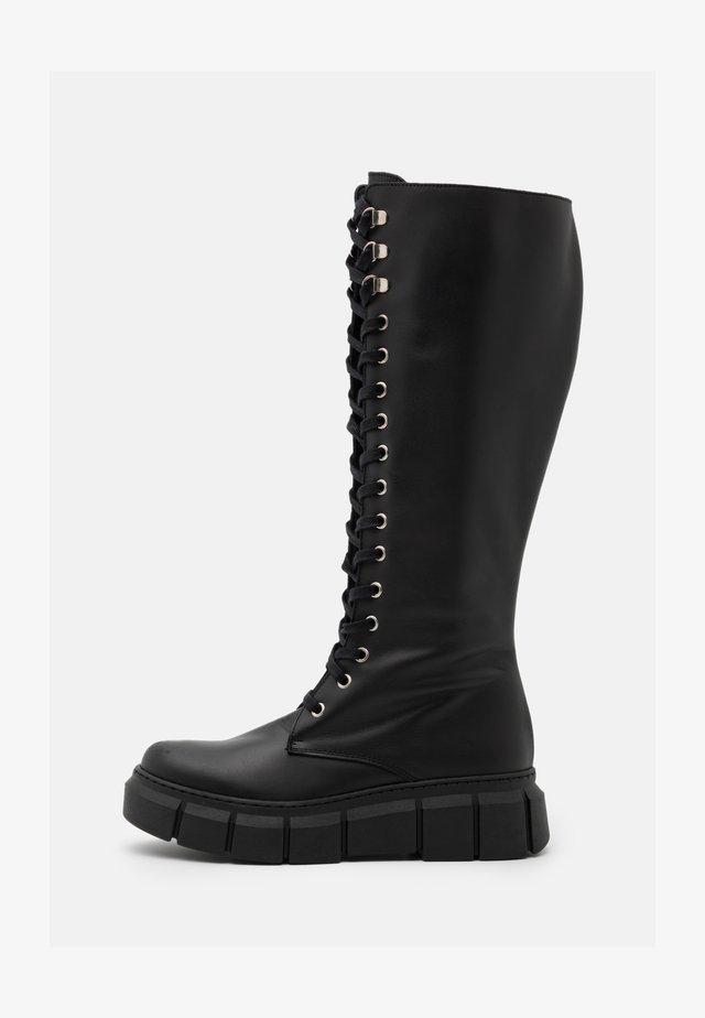 FUNTER - Platform boots - alaska