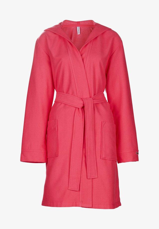 Badjas - bright pink