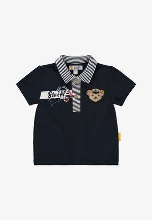 Polo shirt - black iris