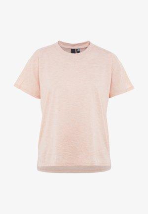 ID WINN ATTEE - T-shirt med print - glow pink