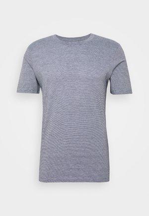 SHDTHEPERFECT ONECK TEE - Print T-shirt - sky captain/bright white