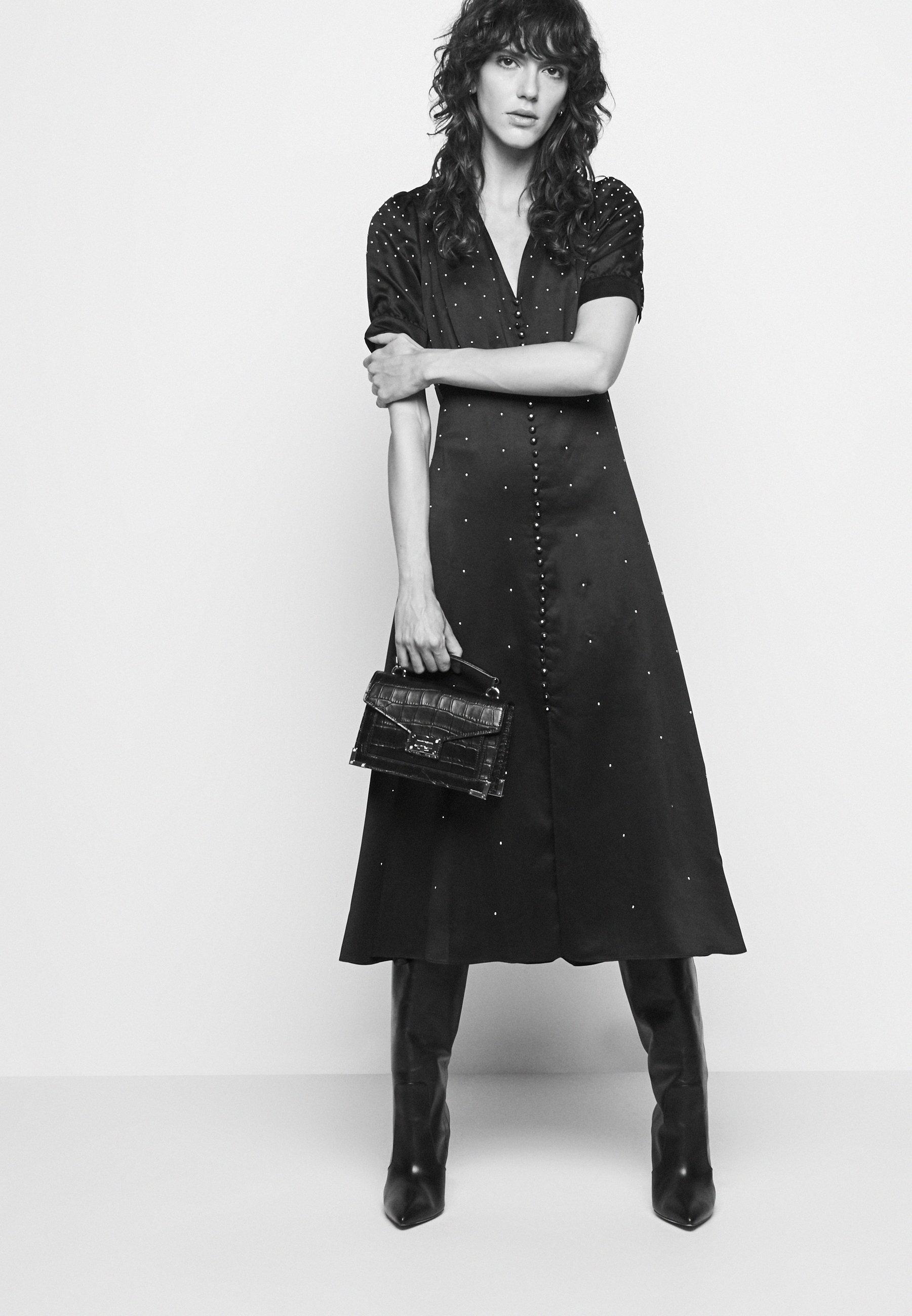 The Kooples Cocktailkleid/festliches Kleid black/schwarz
