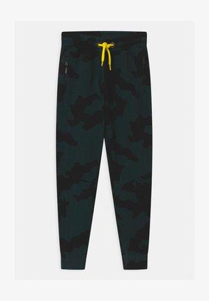SACO - Teplákové kalhoty - deep black