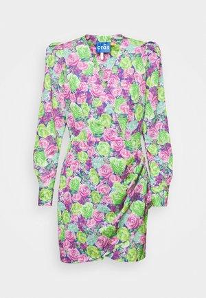 Vestido informal - multi-coloured
