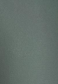 ONLY - ONLNOVA LUX SOLID - Basic T-shirt - balsam green - 6