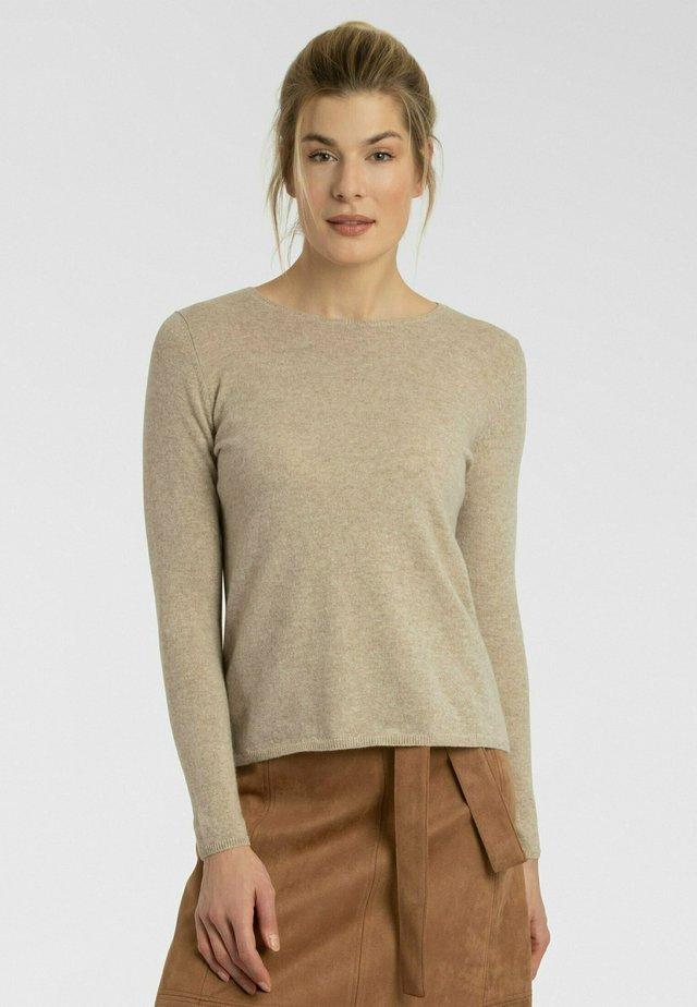 Pullover - chinchilla