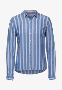 Cecil - Button-down blouse - blau - 4