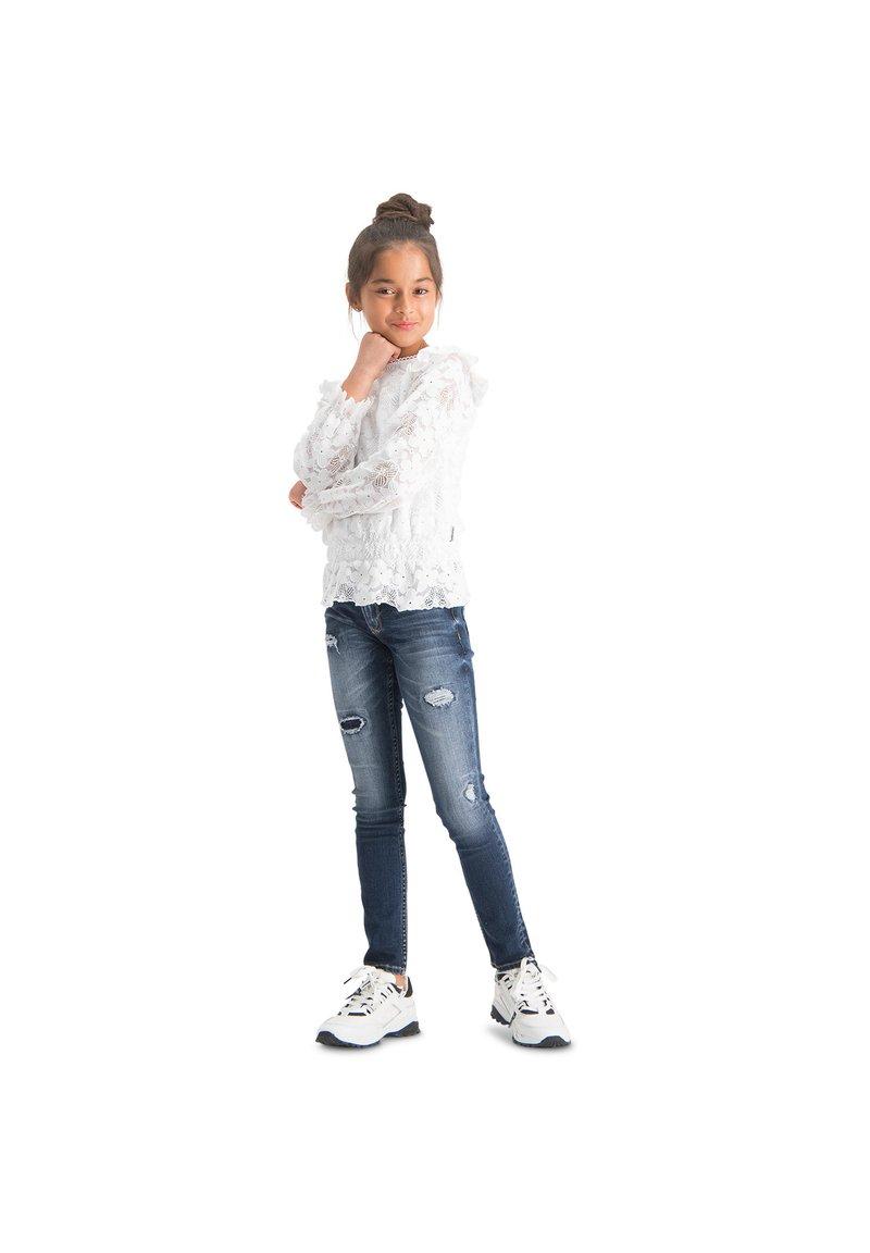 Vingino - AMIA - Jeans Skinny Fit - blue vintage