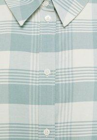 Weekday - EDYN OXFORD - Button-down blouse - dusty green - 2
