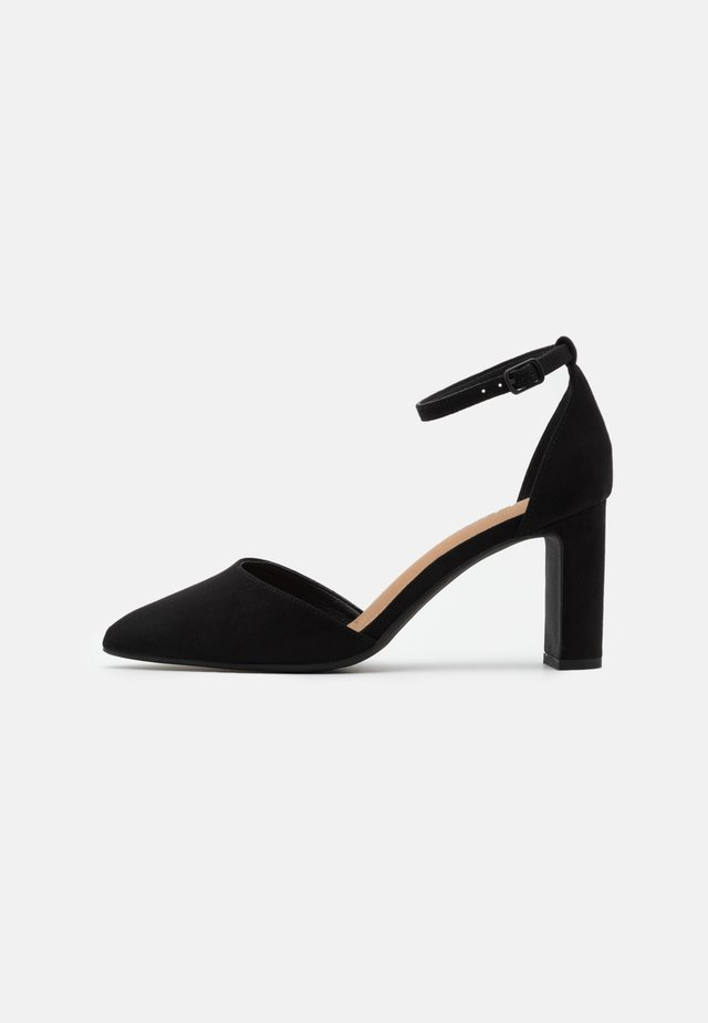 JEANNE CLOSED TOE HEEL - Classic heels - black