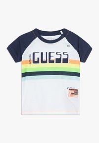 Guess - Print T-shirt - blanc pur - 0