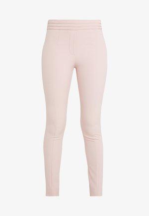 MELITA PANTS - Spodnie materiałowe - pretty babe
