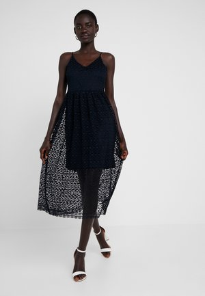 VMMADELEINE CALF DRESS - Cocktail dress / Party dress - night sky