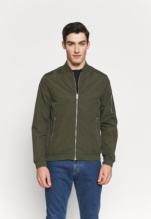 JERUSH - Bomber Jacket - forest night