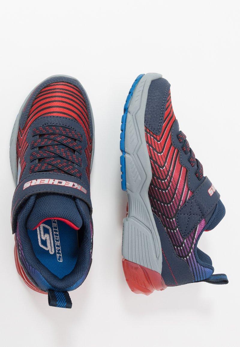 Skechers - THERMOFLUX 2.0 - Tenisky - red/blue/navy