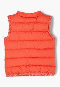 s.Oliver - Waistcoat - orange - 1
