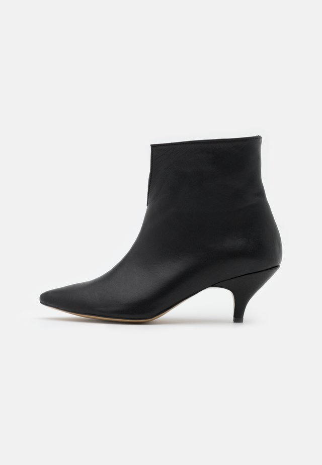 DO IT FOR MYSELF - Classic ankle boots - black