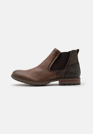 Classic ankle boots - nuts
