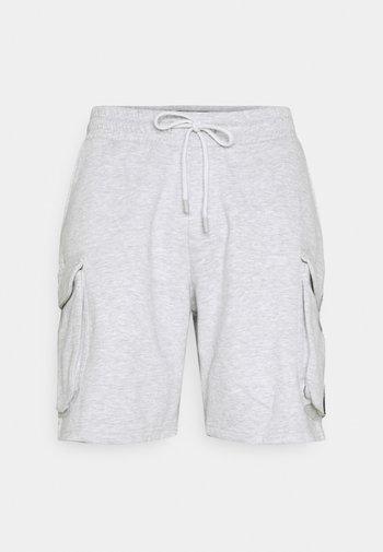 CARGO UNISEX - Shorts - grey