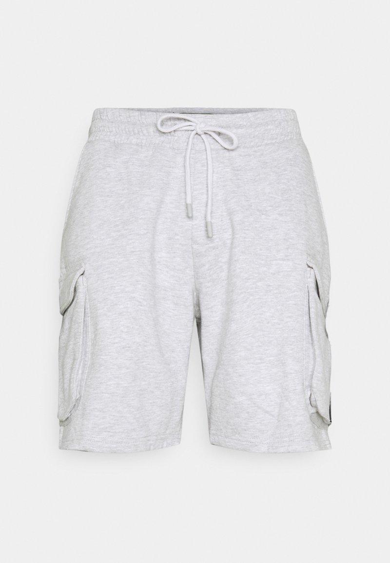 Urban Threads - CARGO UNISEX - Shorts - grey