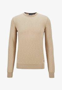 BOSS - AMIOX - Sweatshirt - beige - 0