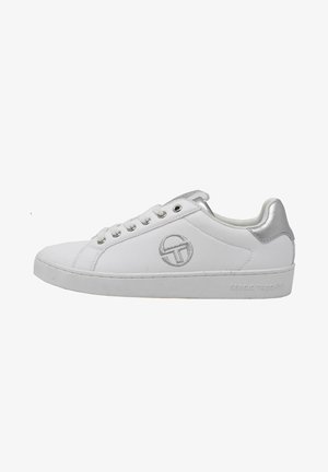 DONNA - Trainers - white silver