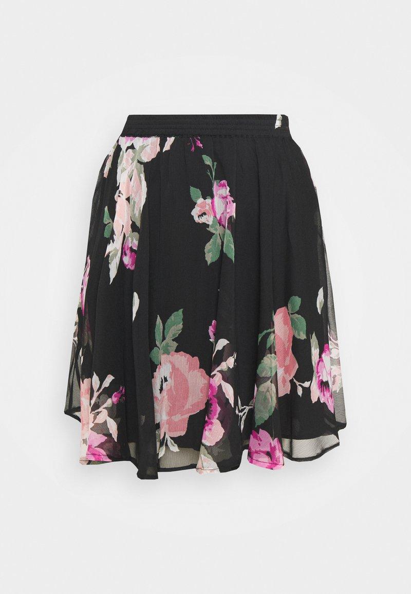 Guess - JUWAN SKIRT - A-line skirt - lovely black