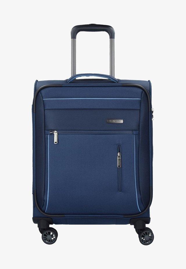 CAPRI - Wheeled suitcase - marine